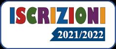 Iscrizioni as 2021/2022